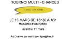 Tournoi multi-chances